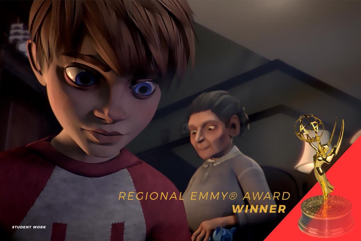 DAVE School Students win regional Emmy Award