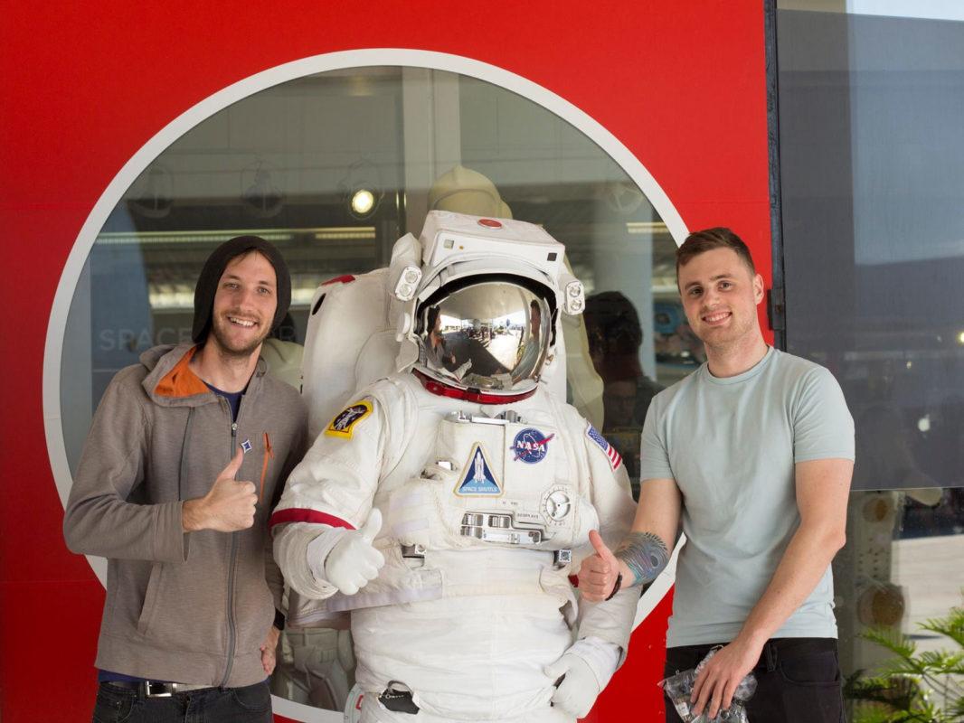 NASA Teams Up with DAVE School Students